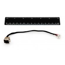 Разъем питания для ноутбука HP Pavilion DV7-4000 серии с кабелем 10-pin