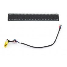 Разъем питания для ноутбука LENOVO IdeaPad G400 G490 G500 G505 с кабелем 5-pin