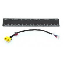 Разъем питания для ноутбука LENOVO IdeaPad G500S G505S с кабелем 5-pin 14.5см