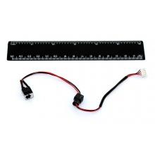 Разъем питания для ноутбука TOSHIBA Satellite A500 L450 L455 L500 L505 L550 L555 с кабелем
