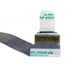 Шлейф матрицы для ноутбука HP Mini 110-1000 110-1100 40pin LED Cam (короткий)