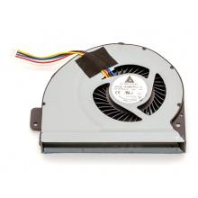 Вентилятор для ноутбука ASUS A43 A53 A54 A83 A84 K43 K53 K84 X43 X44 X53 X54 X84 5V 0.40A 4pin