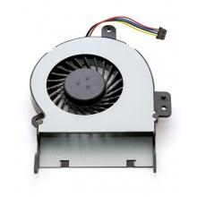 Вентилятор для ноутбука ASUS X55 X55A X55C X55V X55VD X45C X45VD R500V R503VD K55 K55A K55X K55VM 5V 0.4A 4pin (интегр. видео, 9мм)