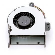 Вентилятор для ноутбука ASUS X55 X55A X55C X55V X55VD X45C X45VD R500V R503VD K55 K55A K55X K55VM 5V 0.4A 4pin (интегр. видео, 14мм)