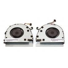 Вентилятор для ноутбука DELL Vostro 5460 5470 5480, Inspiron 3526 5439 5V 0.5A 4pin (левый+правый)