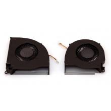 Вентилятор для ноутбука DELL Inspiron 5576 5777 7557 7559 5V 0.5A 4pin (левый+правый)