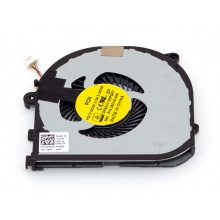 Вентилятор для ноутбука DELL XPS 15 9550 Precision 5510 5V 0.5A 4pin (для CPU)