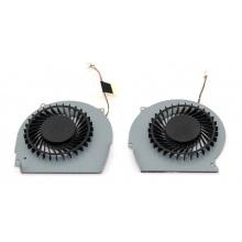 Вентилятор для ноутбука DELL Inspiron 7566 7567 5V 0.5A 4pin (CPU+GPU)