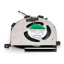 Вентилятор для ноутбука DELL Latitude E5450 5V 0.38A 4pin