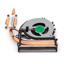 Вентилятор для ноутбука SONY VAIO SVF15 5V 0.5A 3pin (с теплоотводом)