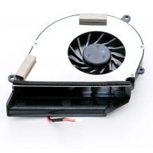 Вентилятор для ноутбука TOSHIBA Satellite A200 A205 A210 A215 (интегр. видео Intel) / L450 L450D L455 L455D 5V 0.38A 3pin