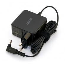 Блок питания для ноутбука ASUS 19V 1.75A разъем 4.0/1.35mm квадратный корпус (оригинальный)