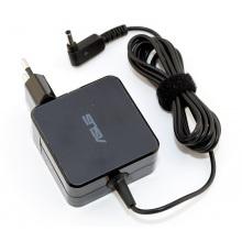 Блок питания для ноутбука ASUS 19V 2.37A разъем 4.0/1.35mm квадратный корпус (оригинальный)