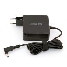 Блок питания для ноутбука ASUS 19V 3.42A разъем 4.0/1.35mm квадратный корпус (оригинальный)