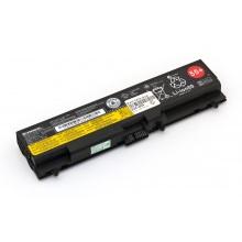 Батарея для ноутбука LENOVO ThinkPad L410 L420 L430 L510 L520 L530 SL410 SL510 T410 T420 T510 T520 W510 W520 , ThinkPad Edge E420 E520 / 10.8V 5200mAh (57Wh) BLACK ORIG (42T4791, 55+)