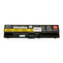 Батарея для ноутбука LENOVO ThinkPad L410 L420 L430 L510 L520 L530 SL410 SL510 T410 T420 T430 T510 T520 T530 W510 W520 W530, ThinkPad Edge E420 E520 / 10.8V 5200mAh (57Wh) BLACK ORIG (45N1001, 70+)