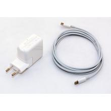 Блок питания для ноутбука APPLE 30W 20V 1.5A разъем USB Type-C