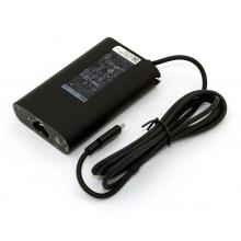 Блок питания для ноутбука DELL 20.0V/3.25A разъем USB Type-C овальный корпус (оригинальный)