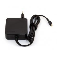 Блок питания для ноутбука LENOVO 20V 3.25A разъем USB Type-C квадратный корпус (оригинальный)
