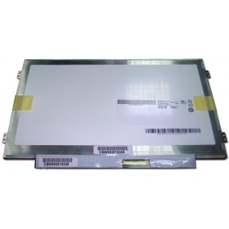 "Матрица для ноутбука 10.1"" (1024x600) AUO B101AW02 Slim LED TN 40pin правый Глянцевая (ушки лев/прав)"