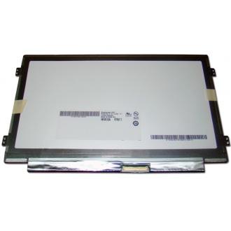"Матрица для ноутбука 10.1"" (1024x600) AUO B101AW06 Slim LED TN 40pin правый Глянцевая (ушки лев/прав) УЦЕНКА"