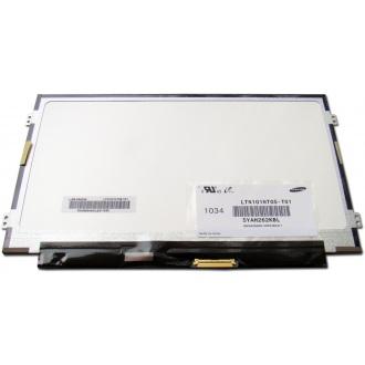 """Матрица для ноутбука 10.1"""" (1024x600) Samsung LTN101NT05 Slim LED TN 40pin правый Глянцевая (ушки лев/прав)"""