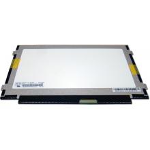 """Матрица для ноутбука 10.1"""" (1024x600) HannStar HSD101PFW4 Slim LED TN 40pin правый Матовая (ушки лев/прав)"""