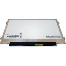 """Матрица для ноутбука 10.1"""" (1024x600) CMI N101LGE-L41 Slim LED TN 40pin правый Глянцевая (ушки лев/прав)"""