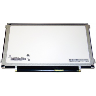 """Матрица для ноутбука 11.6"""" (1366x768) CMI N116BGE-L41 Slim LED TN 40pin правый Глянцевая (планки лев/прав)"""