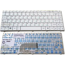 KB MSI X-Slim X300 X320 X340 WHITE RU