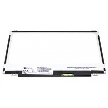 """Матрица для ноутбука 11.6"""" (1366x768) BOE-Hydis NT116WHM-N10 Slim LED TN 40pin правый Матовая (ушки верх/низ)"""