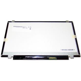 "Матрица для ноутбука 14.0"" (1600x900) AUO B140RW02 V.1 Slim LED TN 40pin правый Глянцевая (ушки верх/низ)"
