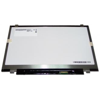 """Матрица для ноутбука 14.0"""" (1366x768) AUO B140XW02 V.4 Slim LED TN 40pin правый Матовая (ушки верх/низ)"""