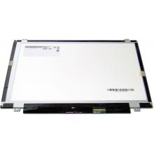 "Матрица для ноутбука 14.0"" (1366x768) AUO B140XW03 V.2 Slim LED TN 40pin правый Глянцевая (ушки верх/низ)"