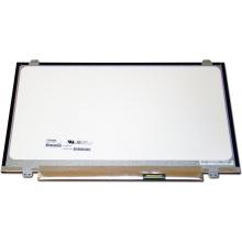 "Матрица для ноутбука 14.0"" (1366x768) Chunghwa CLAA140WB01A Slim LED TN 40pin правый Глянцевая (ушки верх/низ)"