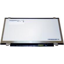 """Матрица для ноутбука 14.0"""" (1366x768) AUO B140XW02 V.3 Slim LED TN 40pin правый Матовая (ушки верх/низ)"""