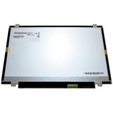 "Матрица для ноутбука 14.0"" (1600x900) AUO B140RW02 V.2 Slim LED TN 40pin правый Матовая (ушки верх/низ)"