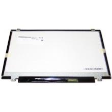 "Матрица для ноутбука 14.0"" (1600x900) AUO B140RW02 V.1 Slim LED TN 40pin правый Глянцевая (ушки верх/низ) УЦЕНКА"