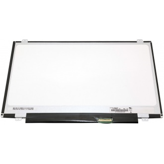 "Матрица для ноутбука 14.0"" (1366x768) CMI N140BGE-L42 Slim LED TN 40pin правый Глянцевая (ушки верх/низ)"