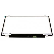 """Матрица для ноутбука 14.0"""" (1366x768) IVO M140NWR6 R0 Slim LED TN 30pin eDP правый Матовая (ушки верх/низ)"""