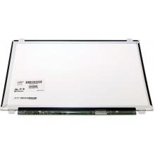 "Матрица для ноутбука 15.6"" (1366x768) LG LP156WHB-TLA1 Slim LED TN 40pin правый Глянцевая (ушки верх/низ)"