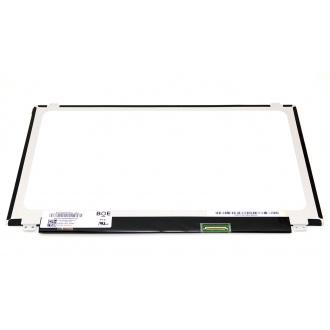 """Матрица для ноутбука 15.6"""" (1366x768) BOE-Hydis NT156WHM-N10 Slim LED TN 40pin правый Глянцевая (ушки верх/низ)"""
