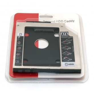 "Карман для HDD 2.5"" SATA-SATA 9.5mm для ноутбука"