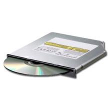 DVD-RW накопитель для ноутбука SATA Toshiba (с щелевой загрузкой)