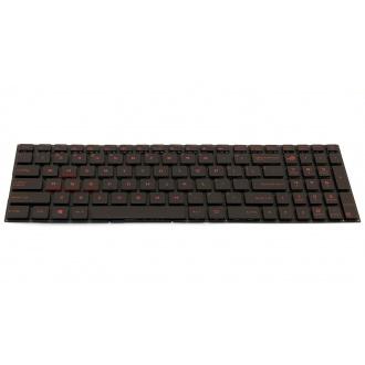 Клавиатура для ноутбука ASUS ROG Strix GL702V GL702VT GL702VS GL702VM BLACK US BackLight