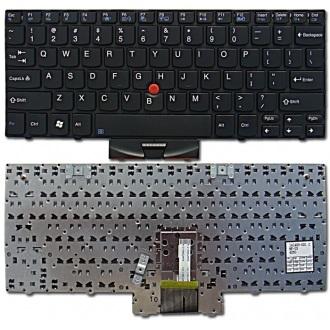 Клавиатура для ноутбука LENOVO ThinkPad X100 X100E BLACK FRAME BLACK US