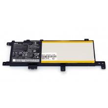 Батарея для ноутбука ASUS A542 X542 F542 R542 / 7.6V 4840mAh (38Wh) BLACK ORIG (C21N1634)