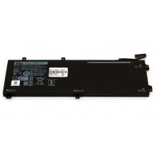 Батарея для ноутбука DELL XPS 9550 Precision 5510 / 11.4V 4865mAh (56Wh) BLACK ORG (RRCGW)