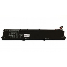Батарея для ноутбука DELL XPS 9560 9570 Precision 5520 5530 / 11.4V 8333mAh (97Wh) BLACK ORIG (6GTPY)