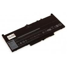 Батарея для ноутбука DELL Latitude E7270 E7470 / 7.6V 6874mAh (55Wh) BLACK ORG (J60J5)